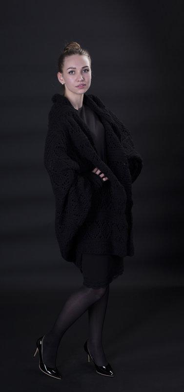 modis cardigan with liurex
