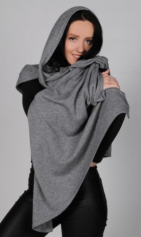 modis cashmere wool scarf